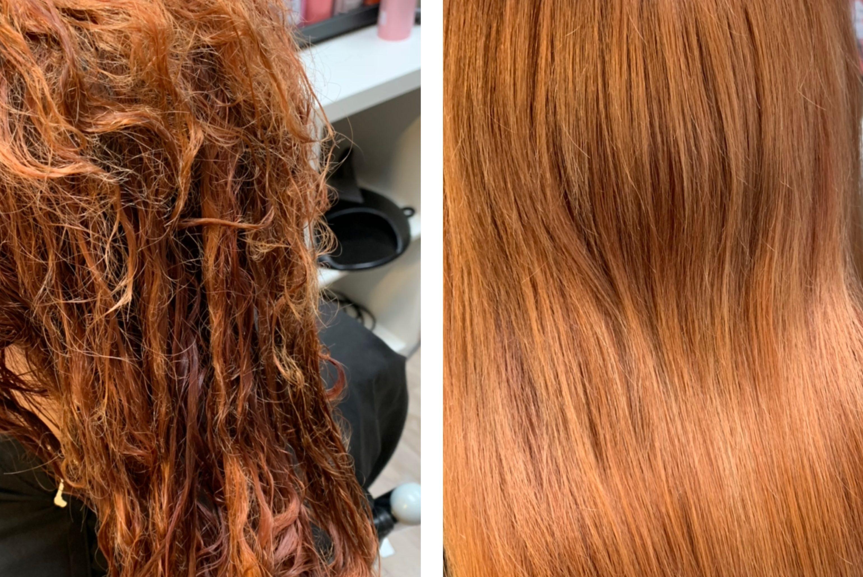 gesunde Haare durch Olaplex