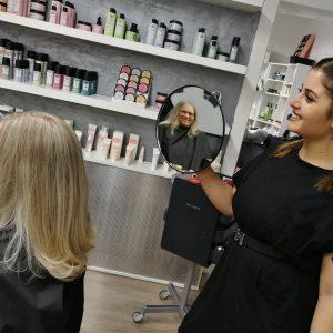 Ausbildung zur Friseurin Hiba Nazam